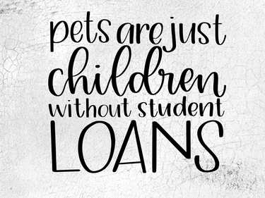 Pets Are Just Children