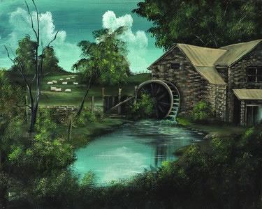 Black Creek Mill