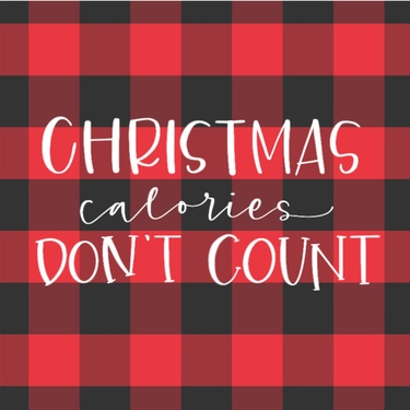 BP- Christmas Calories
