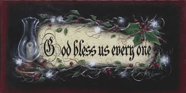 God Bless us Everyone