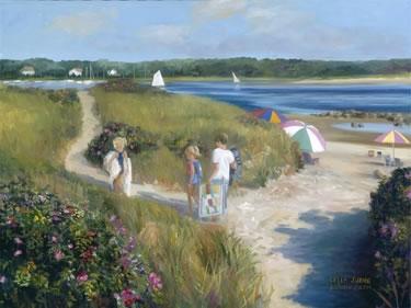 Sandy Path