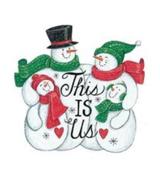 This Is Us- Snowman