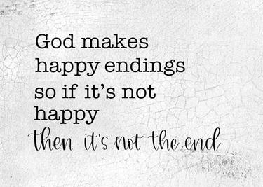 God Makes Happy Endings