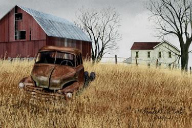 Grandad's Ole Truck