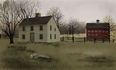 New England Saltbox