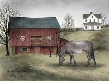 The Old Grey Mare