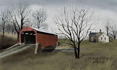 Red Bridge at Pool Forge