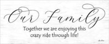 Our Family-Crazy Ride