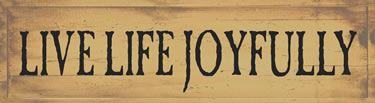 Live Life Joyfully