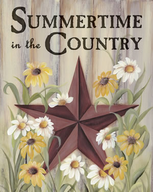 Summertime In The Country