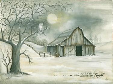 A Calm Winter Night