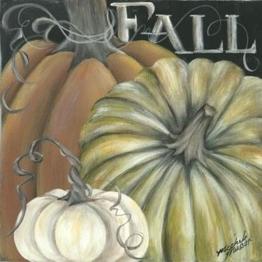 Fall's Triple Treat