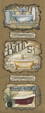 Bath Trio