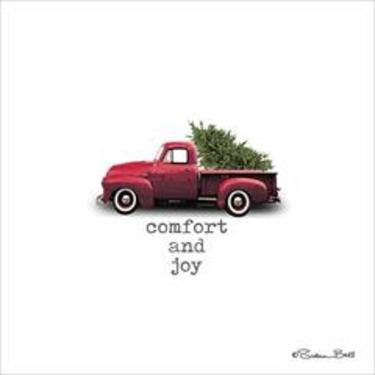 Comfort & Joy- Christmas