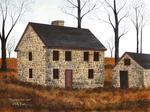 PENNSYLVANIA STONE HOUSE-ROPE