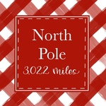 Red Plaid North Pole
