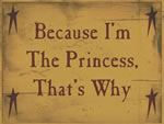Because I'm The Princess, Th