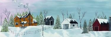 Snowbound Farm