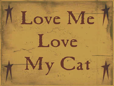 Love Me Love, Love My Cat
