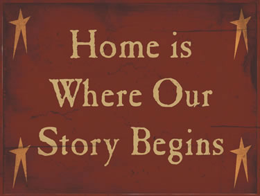 Home Is Where Story Begins