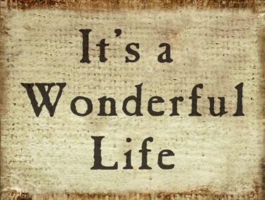 Its A Wonderful Life