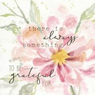 Grateful Blooms