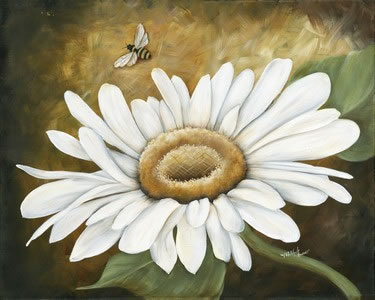 Bee Daisy