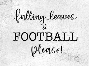 Football Please