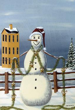 Frosty Garland