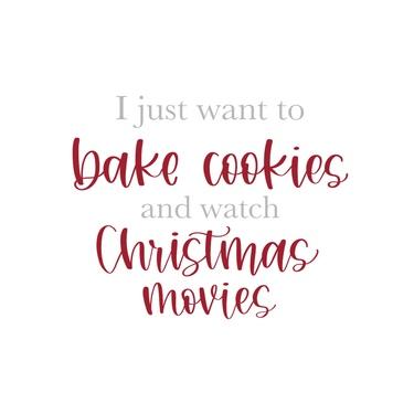 Bake Cookies & Christmas Movies