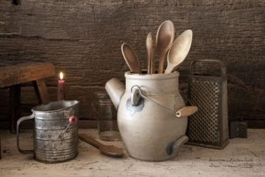 Grandma's Kitchen Tools