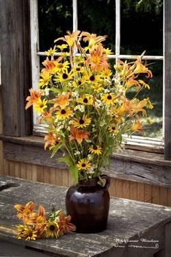 Wildflower Window