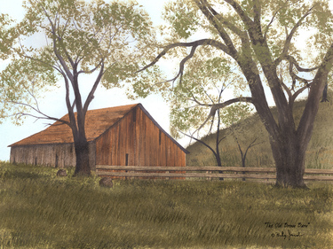 The Old Brown Barn