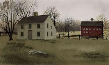 New England Saltbox