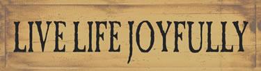 Live Life Joyfully