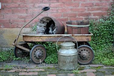 Milk Wagon