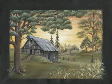 Angle Barn