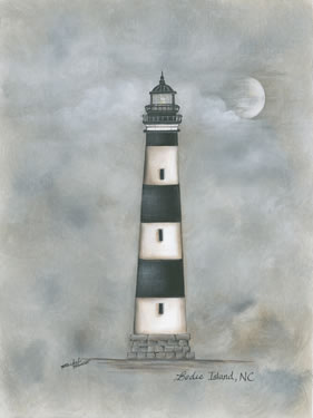 Lighthouse - Bodie Island NC