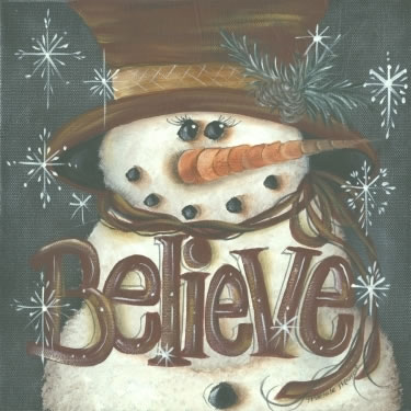 Believe In The Season