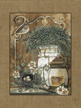 Garden Table - Burlap