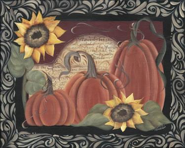 Harvest Time Pumpkins