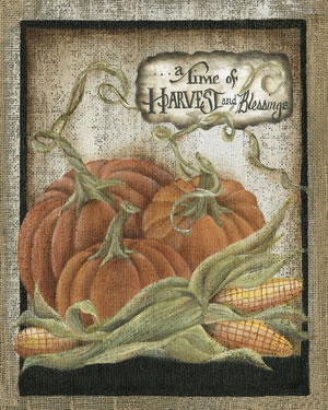A Time of  Harvest and Blessing
