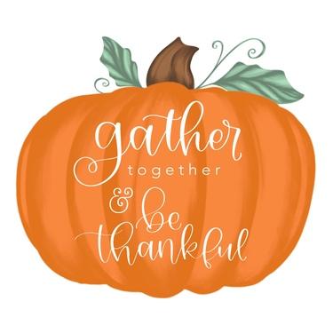 Pumpkin Gather Together