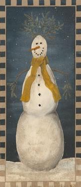Rachel's Snowman