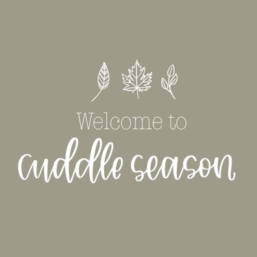 Welcome to Cuddle Season
