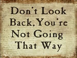 Don't Look Back,