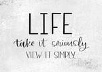 Life Take It Seriously