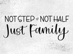 Not Step Not Half