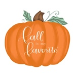 Pumpkin Fall Is My Favorite